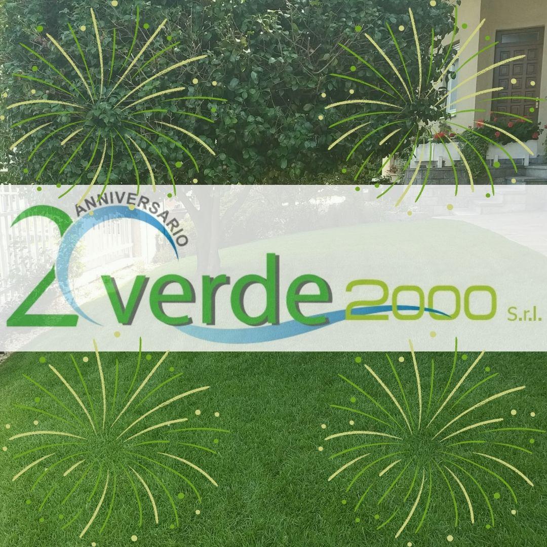 20 ANNIVERSARIO VERDE 2000